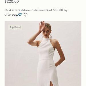 Anthropologie BHLDN Montreal Dress